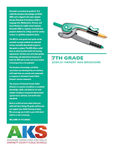 6th - 8th Parent AKS Brochures   GCPS