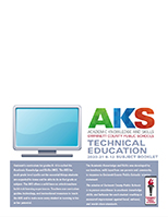 Career and Technical Education AKS logo