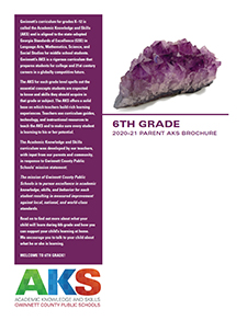6th Grade AKS logo