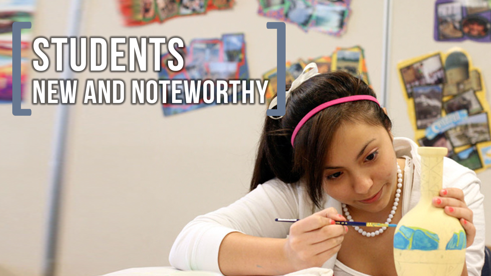 Learn what's new and noteworthy for GCPS Students.
