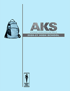 AKS Vertical Booklet High School