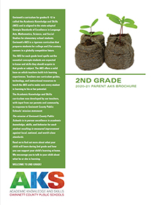 2nd Grade AKS logo