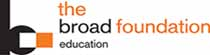 Broad Prize Foundation logo