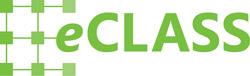 eCLASS green logo