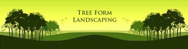 Tree Form Landscaping logo
