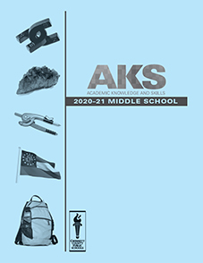 AKS Vertical Booklets Middle School