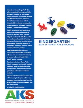 Kindergarten AKS logo