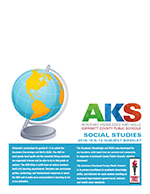 Social Studies AKS cover