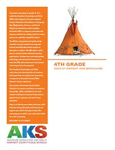 4th Grade AKS logo