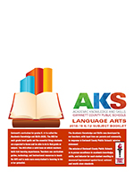 Language Arts AKS cover